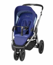 karta: Maxi-Cosi Mura 3 Plus 2015 - RIVER BLUE