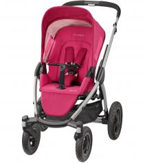 karta: Maxi-Cosi Mura 4 Plus model 2015 -  BERRY PINK